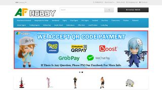 Af-hobby Coupons & Promo codes
