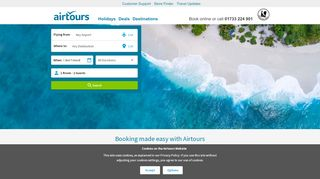 Airtours Coupons & Promo codes