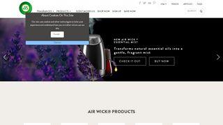 Air Wick Coupon & Promo codes