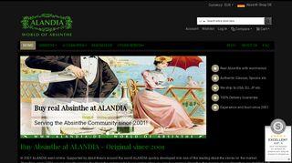 Alandia De Coupons & Promo codes