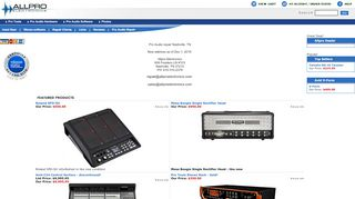 Allpro Electronics Coupons & Promo codes