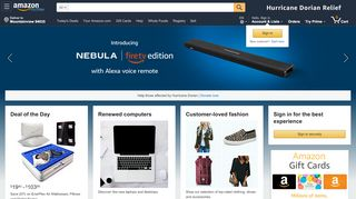 Amazon Electronics Deals Coupons & Promo codes