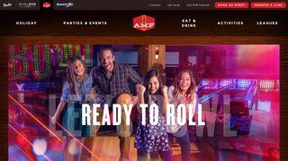 Amf Bowling Coupons & Promo codes