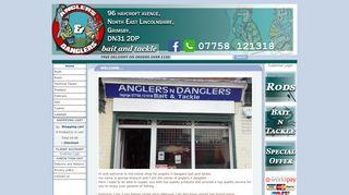 Anglers N Danglers Coupons & Promo codes