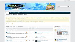 Animenation.com Coupons & Promo codes