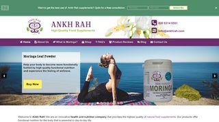 Ankh Rah Coupons & Promo codes