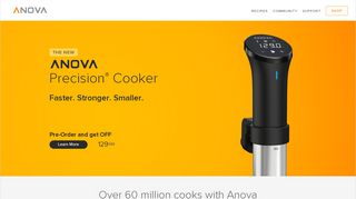 Anova Discount Code & Coupon codes