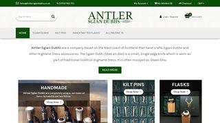 Antler Sgian Dubhs Coupons & Promo codes