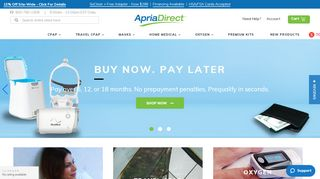 Apriadirect.com Coupons & Promo codes