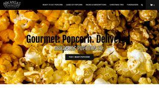Arkansas Popcorn Company Coupons & Promo codes