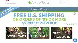 Aromatools.com Coupons & Promo codes