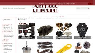 Art-Deco-Emporium.co.uk Coupons & Promo codes