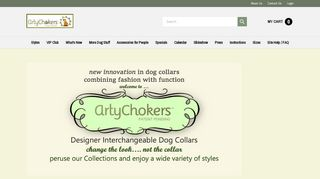 ArtyChokers Coupons & Promo codes