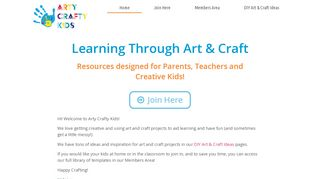 Arty Crafty Kids Coupons & Promo codes