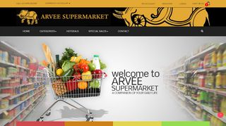 Arvee Supermarket Coupons & Promo codes