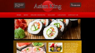 Asian King Coupons & Promo codes
