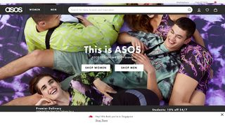 ASOS Coupons & Promo codes