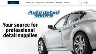 Auto Detail Source Coupons & Promo codes