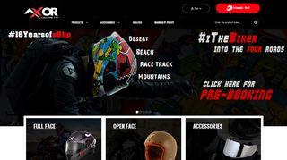 Axorhelmets Coupons & Promo codes