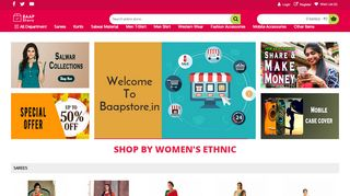 Baapstore.in Coupons & Promo codes
