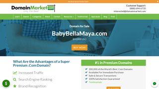 Babybellamaya.com Coupons & Promo codes