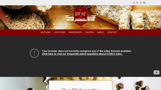 Bake In A Minute Coupons & Promo codes