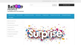 Balloonpeople.in Coupons & Promo codes