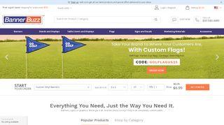 Banner Buzz Coupon Code & Promo codes