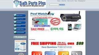 Bath Parts Plus Coupons & Promo codes