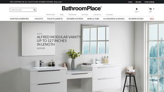 Bathroomplace.com Coupons & Promo codes