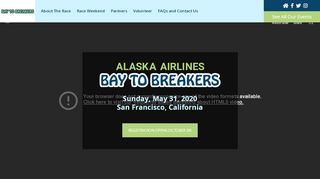 Bay To Breakers Discount Code & Coupon codes