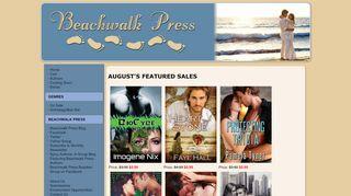 Beachwalkpress.com Coupons & Promo codes