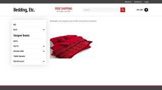 Beddingetc.com Coupons & Promo codes