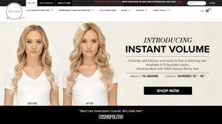 Bellami Hair Coupon & Promo codes