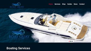 Boatquay.UK Coupons & Promo codes