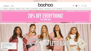 Promo code for boohoo