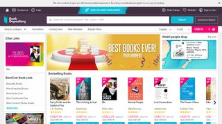 Book Depository Promo Code & Discount codes