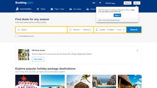 Booking Com Promo Code & Discount codes