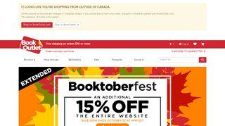 Book Outlet Coupon Code & Promo codes