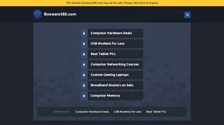 BoxWare360 Coupons & Promo codes
