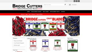 Bridge Cutters Coupons & Promo codes
