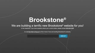 Logo Brookstone