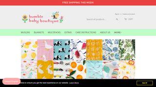 Bumble Baby UK Coupons & Promo codes