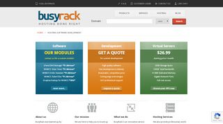 BusyRack Coupons & Promo codes