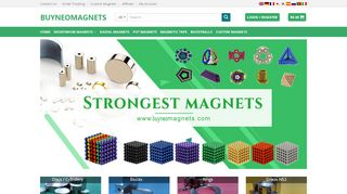 BUYNEOMAGNETS Coupons & Promo codes