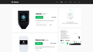 Trezor Promo Code & Discount codes