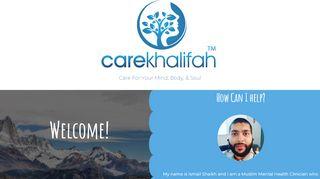 Care Khalifah Coupons & Promo codes