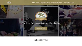 Carmelfoodtour.com Coupons & Promo codes