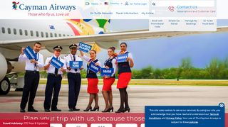 Cayman Airways Coupon Code & Promo codes