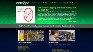 Cetacea.com Coupons & Promo codes